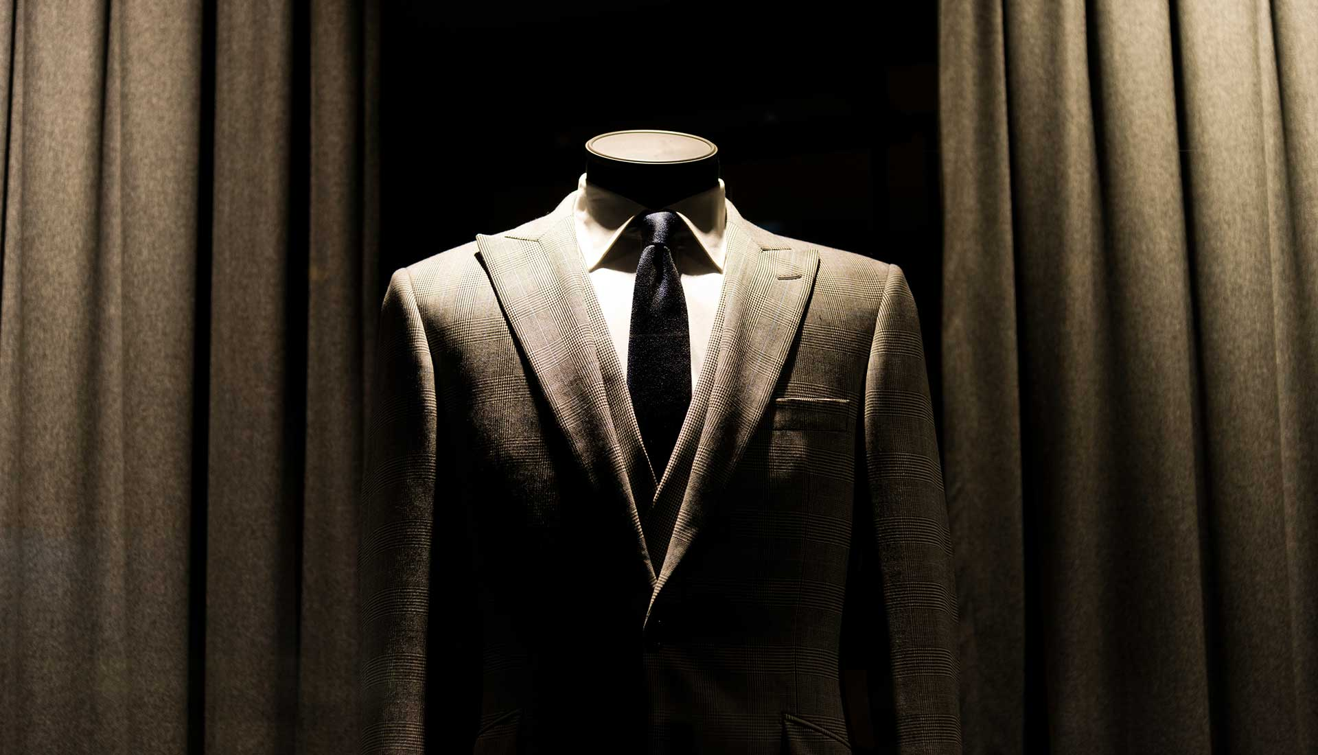 Serious Clothing. Exceptional Style.